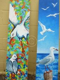 Sea-gulls