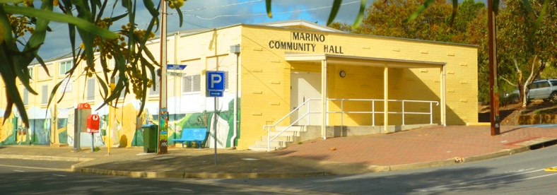 The Marion Artgroup Hall