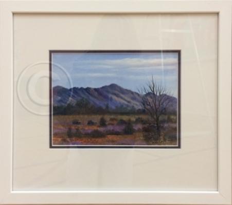 Flinders Colour 2 oil 40 x 32 cm