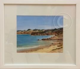 At Broome Oil 40 x 32 cm